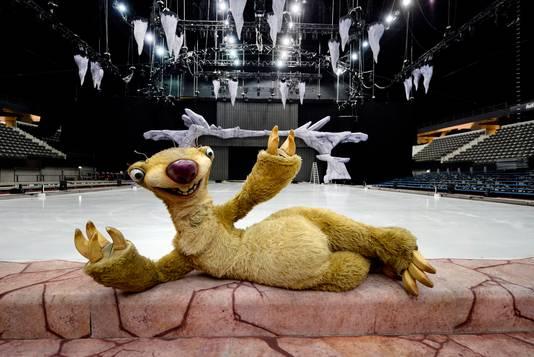 Sid uit Ice Age