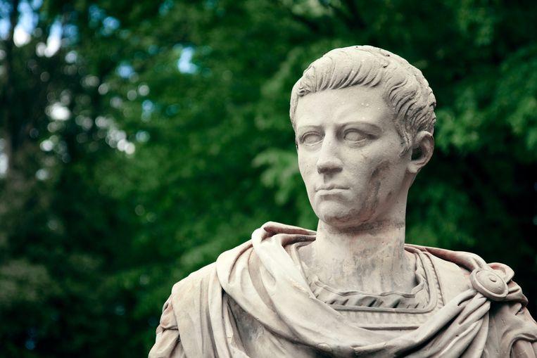 Een buste van keizer Caligula. Beeld Shutterstock