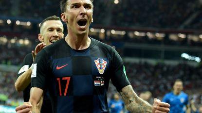 'Welcome back Three Lions': Mandzukic stuurt Engeland naar troosting tegen Rode Duivels, Kroatië speelt eerste WK-finale ooit
