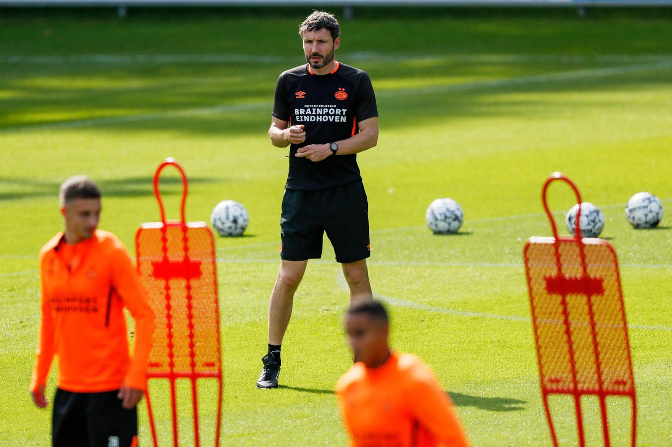 PSV werkte woensdag de laatste training af richting het duel met Apollon Limassol.