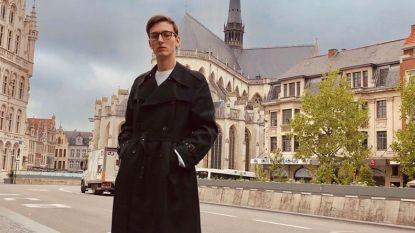 """Leuvenaar Joren (20) is finalist Mister Gay Belgium: """"Ik ging thuis weg omdat mijn ouders me nog steeds niet helemaal aanvaarden"""""""