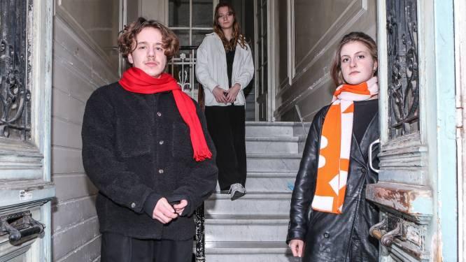 """Studenten Alice (20), Noah (22), Reine (18) en Jomarie (26) snappen niets van hun coronaboete: """"Moet ik nu écht masker opzetten om in eigen keuken een boterham te eten?"""""""