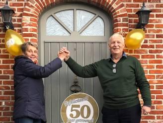 Jeanine en Christiaan zijn 50 jaar getrouwd