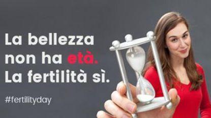 Sekscampagne van Italiaanse overheid zet diezelfde regering in haar blootje