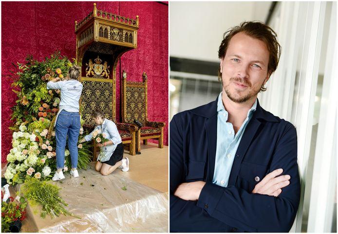 """""""Ik ben zeer geïnteresseerd in politiek, maar ik heb niet het idee dat de politiek nog geïnteresseerd is mij"""", zegt Hengeloér Frank over de Prinsjesdag van dit jaar"""