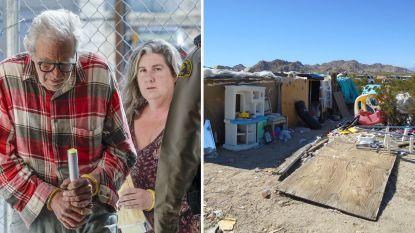 """""""Ze zijn arm, geen criminelen"""": koppel dat kinderen in triplex hut liet leven aangeklaagd voor mishandeling, buren geloven er niets van"""