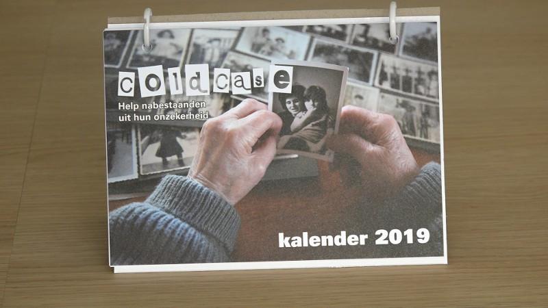 De  coldcasekalender van 2019.