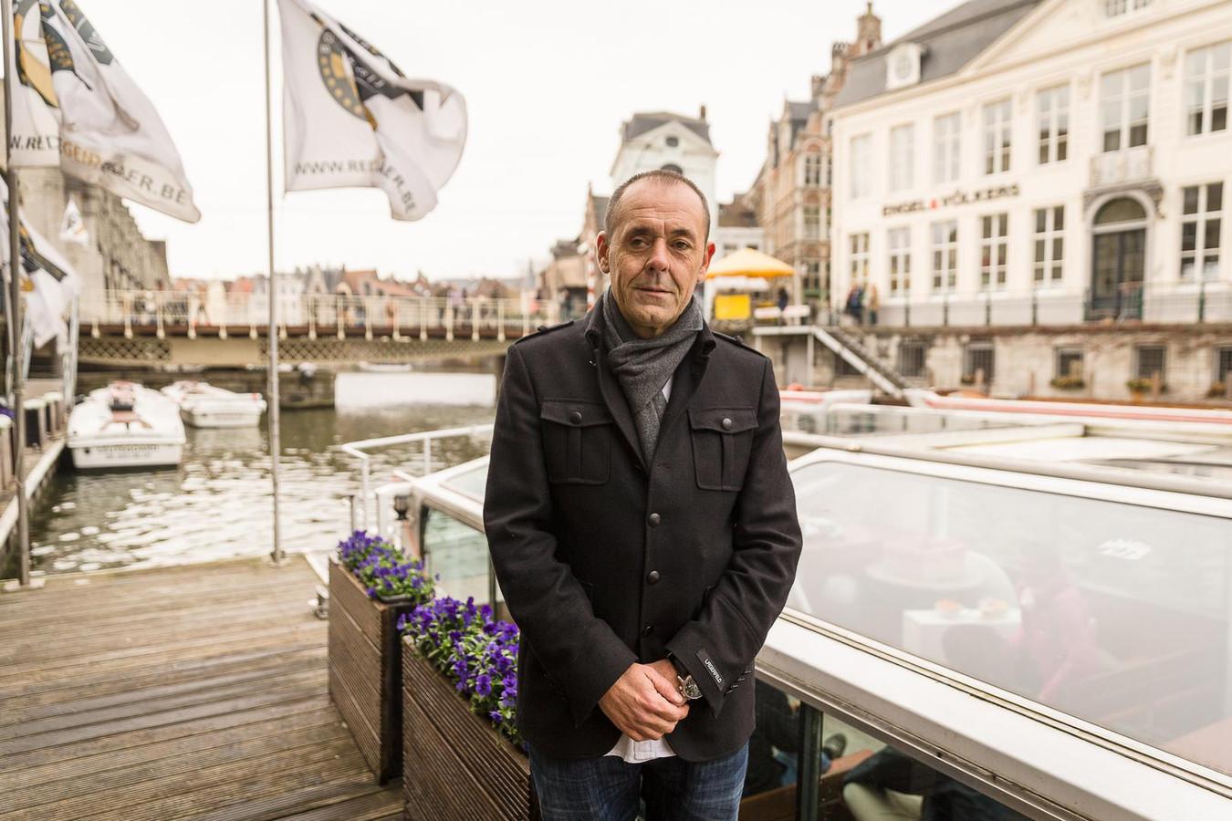 Henk Hellemans, voorzitter van de Dekenij GroeneVeerle