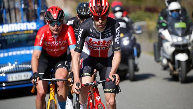 """Harm Vanhoucke voor tweede jaar op rij naar Giro: """"Dit keer meer naar de slotweek toewerken"""""""