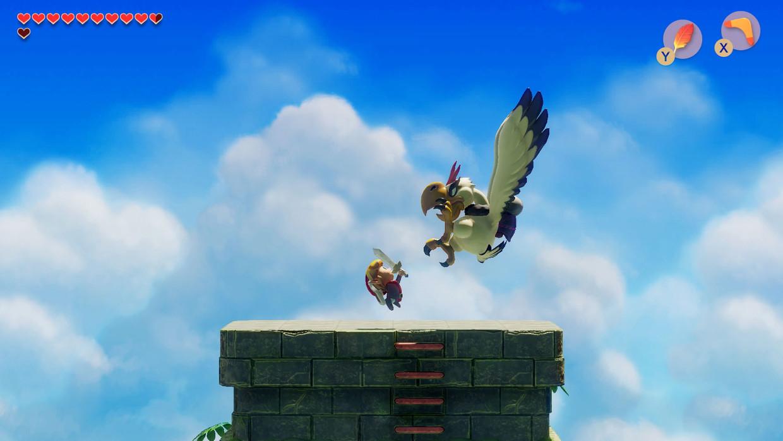 'The Legend of Zelda: Link's Awakening' is een remake van een Gameboy-spel uit het verre 1993. Beeld Nintendo