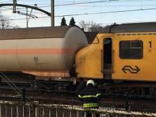 Veel meer wagons met gevaarlijke stoffen op spoor dan toegestaan