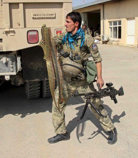 Door Britten getrainde Afghaanse sluipschutter dag na verzoek om hulp doodgeschoten