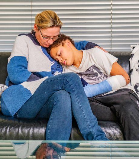 Doneeractie voor vuurwerkslachtoffer Tristan (11): 'Niet alle medische kosten worden vergoed'