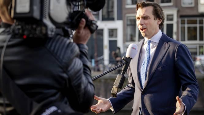 Chaos bij Forum voor Democratie compleet: bestuur overweegt Baudet uit partij te zetten, top laat sloten hoofdkwartier veranderen