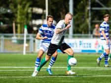 Einde seizoen voor Boy van de Beek bij Spakenburg: Nijmegenaar loopt zware knieblessure op