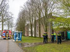 Omstreden daklozenopvang Jan Ligthartschool per direct dicht na brandstichting