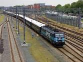 Buitenkansje voor treinfans: Orient Express heel even in Den Bosch