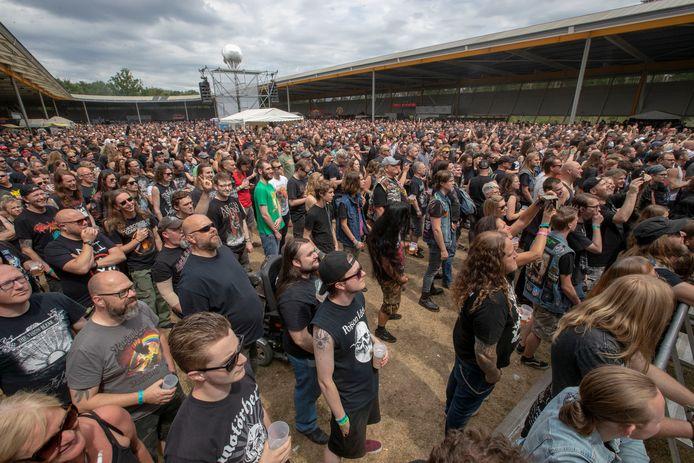 De laatste editie van Dynamo Metal Fest in Eindhoven