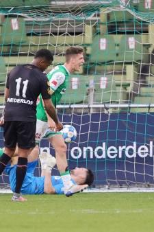 FC Dordrecht klopt tiental van Telstar: 'Hadden duel wel eerder moeten beslissen'