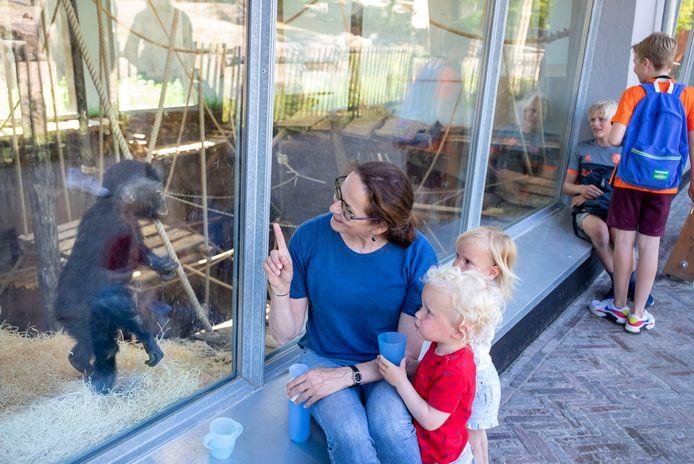 Ouwehands Dierenpark in Rhenen