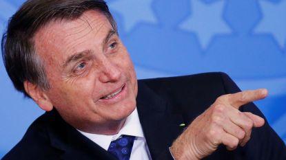 Bolsonaro trekt versoepeling wapenwet in