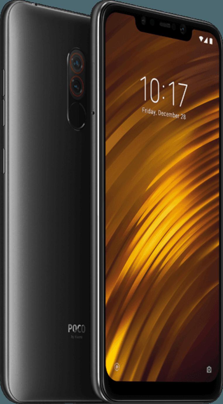 De Xiaomi Pocophone F1. Beeld Xiaomi