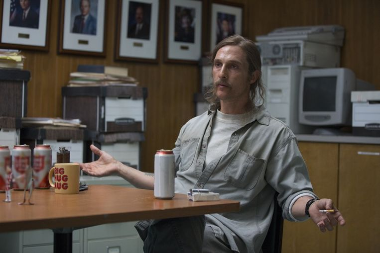Still uit True Detective Beeld HBO