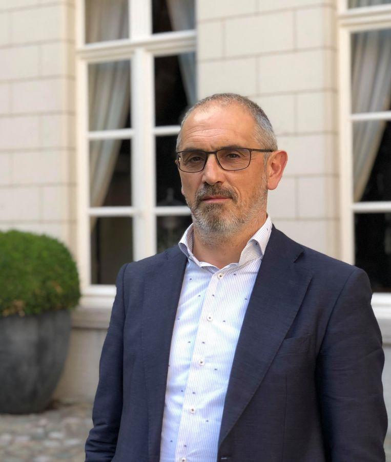 Professor fiscaal recht Michel Maus (VUB): 'Er zijn crisisbelastingen nodig voor solidariteit en om de coronasteunpakketten te bekostigen.' Beeld rv