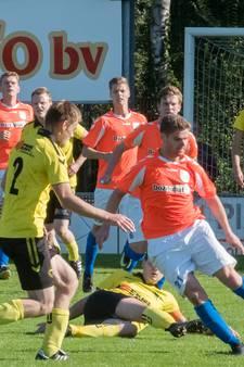 Geluk aan zijde van FC Horst