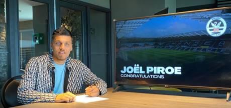 Joël Piroe kijkt dankbaar terug op zijn PSV-tijd: 'Het werd tijd om de knoop door te hakken'