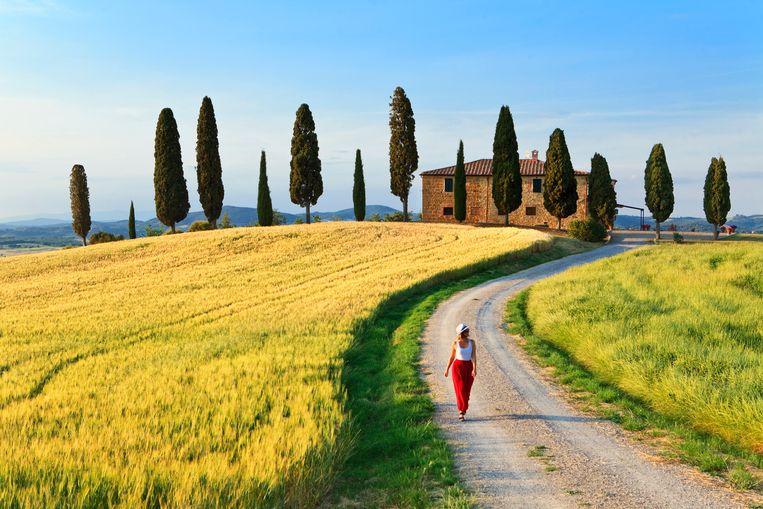 Een sfeerbeeld van Toscane. Beeld ShutterStock