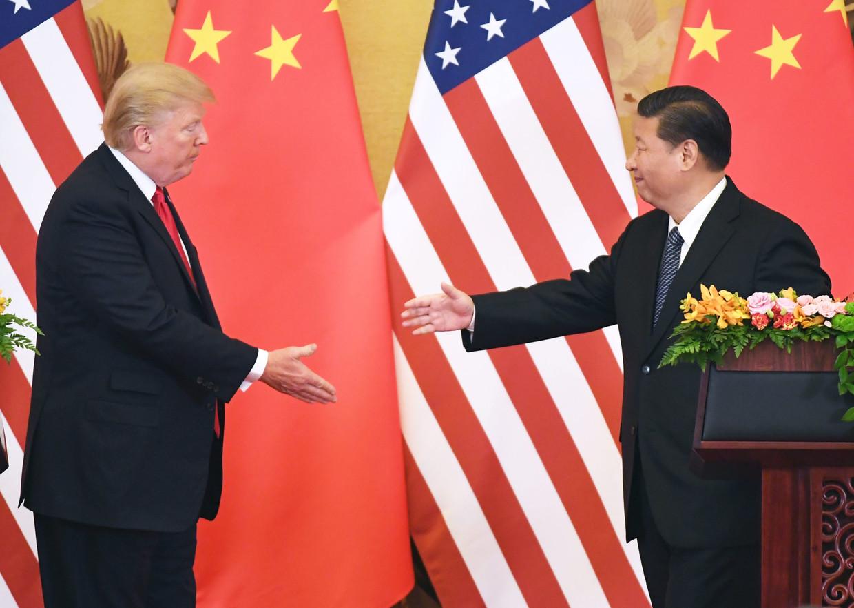 'Trump was eerst beste vrienden met Xi Jinping. Xi wíst hoe hij Trump moest aanpakken: hij ontving hem voor een maaltijd in een paviljoen waar vroeger alleen de keizer mocht komen.'