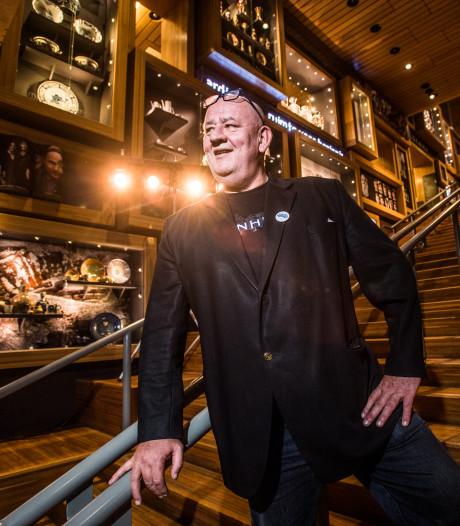 Ontroerde Marcel Legerstee uitgeroepen tot nieuwe held van Arnhem