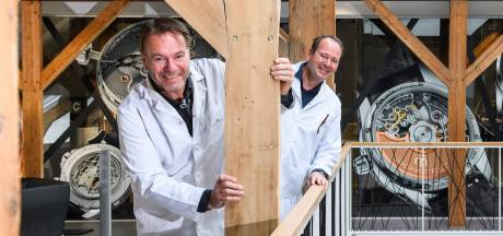 Oldenzaalse horlogebroers Bart en Tim Grönefeld zetten met verhuizing flinke stap voorwaarts: 'We willen de wereld veroveren, én Nederland'