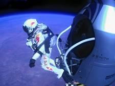 Baumgartner bereikte snelheid van Mach 1,25 - nog sneller dan gedacht