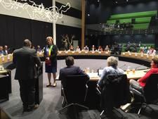 Burgemeester Buijs heeft herbenoeming in Oss officieel op zak