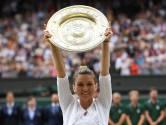 Halep balaie Serena Williams et remporte Wimbledon pour la première fois