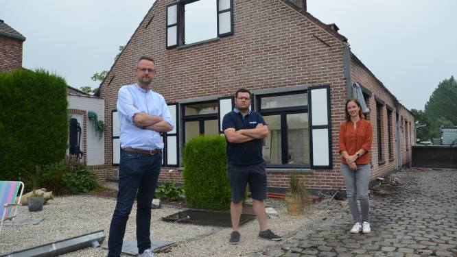 """Denderhoutemnaars in de bres voor dorpsgenoten die woning en bezittingen verloren in brand: """"We hopen hen nieuwe start te geven"""""""