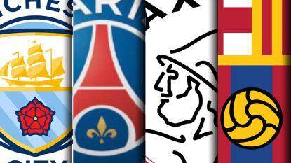 Dit zijn de best verdienende voetbalclubs ter wereld