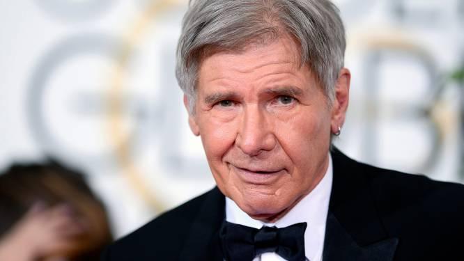 Harrison Ford loopt schouderblessure op set 'Indiana Jones' op