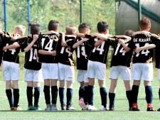 SAB Academie eert Johan Cruijff en gaat met nummer 14 spelen