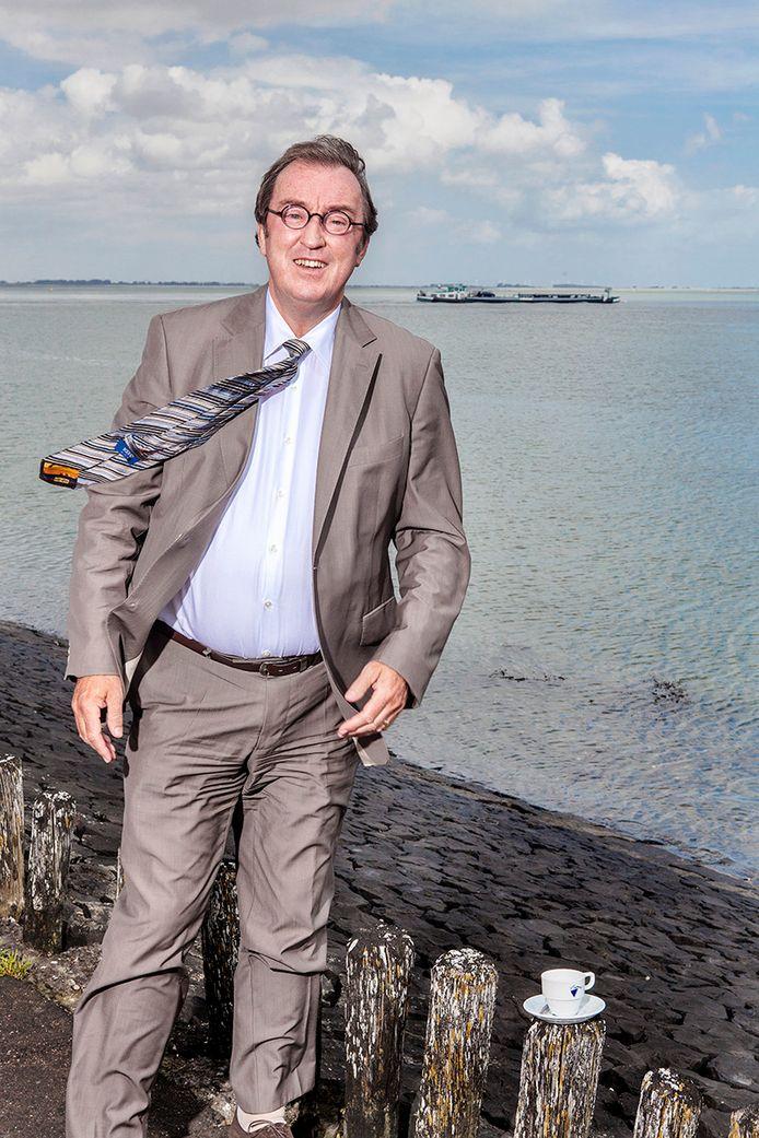 Burgemeester van Terneuzen Jan Lonink