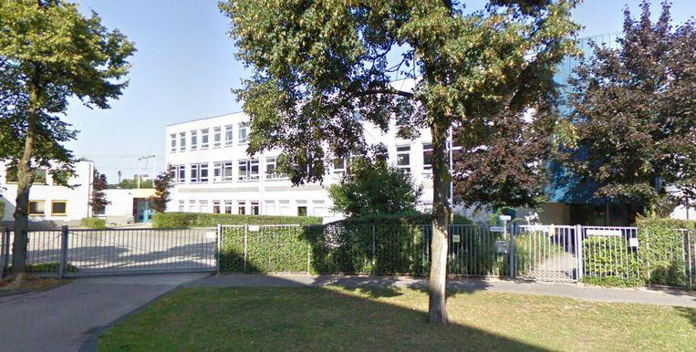 Het ds. Pierson College in Den Bosch Beeld Google