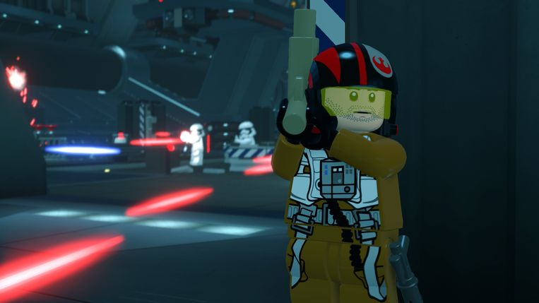 Lego Star Wars: The Force Awakens Beeld WB Games