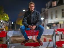 Keeper Mick Kuling van DVOL na ultieme kopgoal: 'Was een goedmakertje'