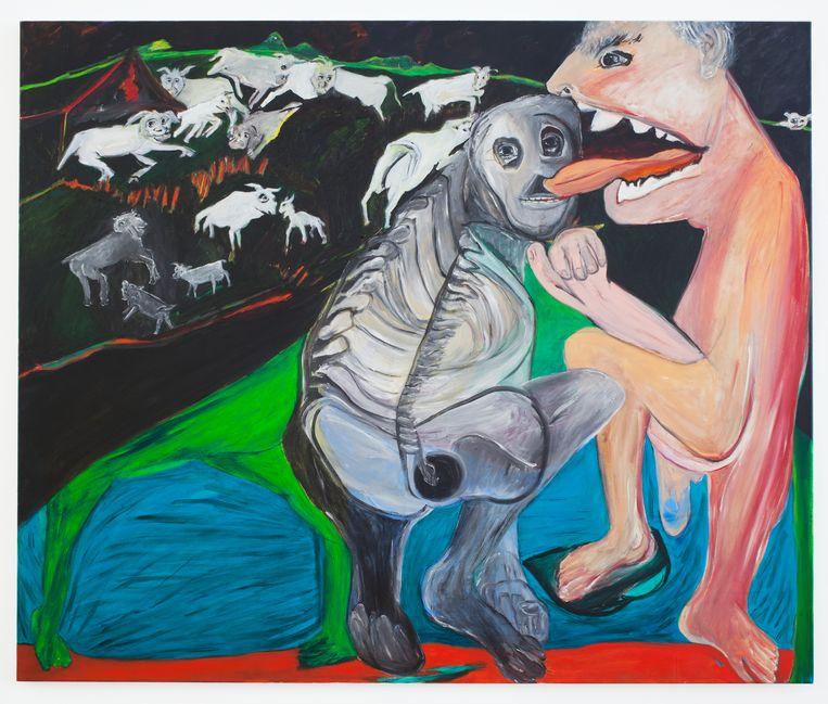 'The Ultimate Kiss', 2002–2012. Beeld Gert-Jan van Rooij