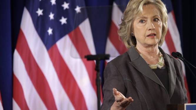 Amerikaans gerecht onderzoekt e-mails van Hillary Clinton
