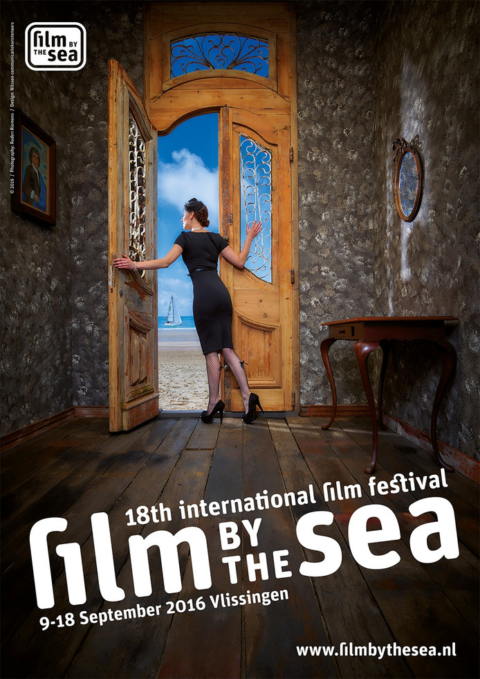 De nieuwe poster van Film by the Sea