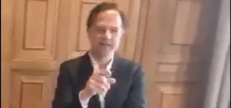 Deepfake-video van Rutte, die een acteur aanraadt om op date te gaan, blijkt écht