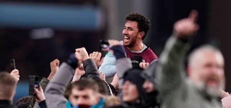 Aston Villa stunt en bereikt finale Carabao Cup dankzij supersub Trezeguet